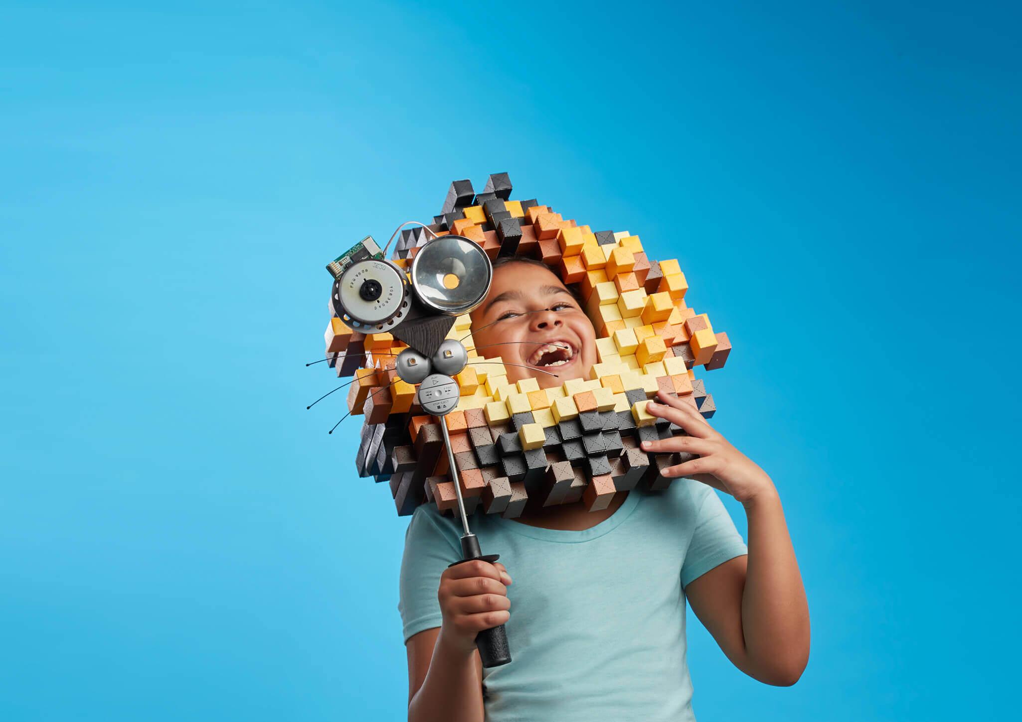 Lol in de multimediale speeltuin